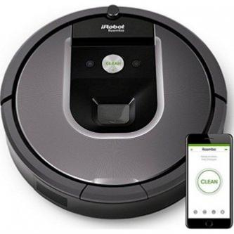 Aspirateur robot ROOMBA 965/966  AEROFORCE