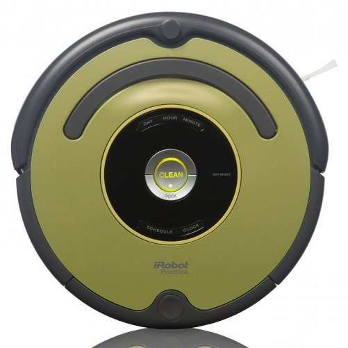 aspirateur robot roomba 660 irobot. Black Bedroom Furniture Sets. Home Design Ideas