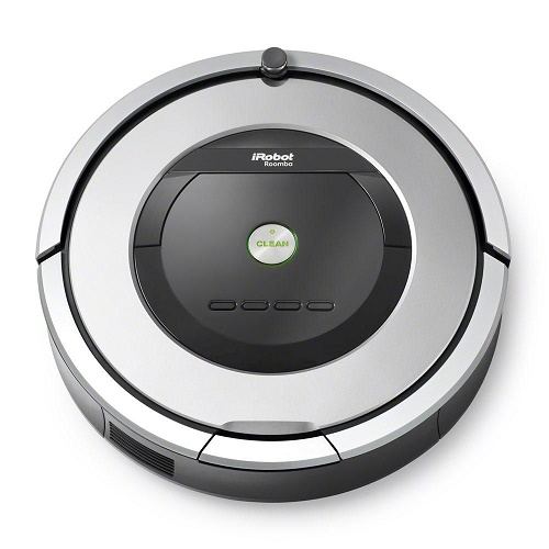 aspirateur robot roomba 866 irobot. Black Bedroom Furniture Sets. Home Design Ideas