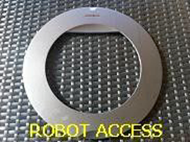 Habillage superieur gris  IROBOT ROOMBA 700