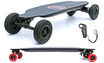 SKATEBOARD ELECTRIQUE Switcher HP Evo Spirit 11.6 Ah