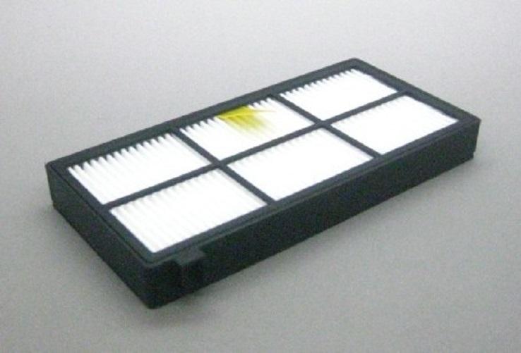 filtre irobot roomba serie 800 et 900 pack de 3. Black Bedroom Furniture Sets. Home Design Ideas