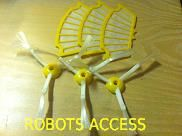 Pack brosses + filtres pour Irobot Roomba