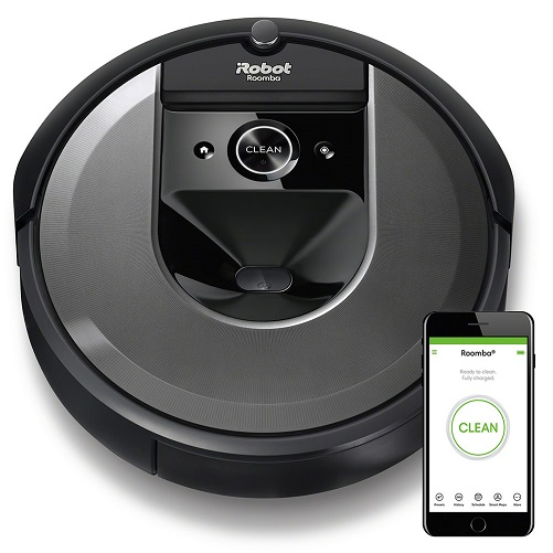 Aspirateur robot ROOMBA I7  IROBOT AEROFORCE