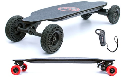 SKATEBOARD ELECTRIQUE Switcher V1 Evo Spirit 6.6 Ah